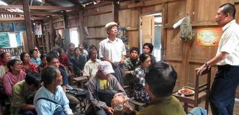 Myanmar: Could an unusual yam help the march of community forestry? | Climate Change Adaptation in Southeast Asia | Scoop.it