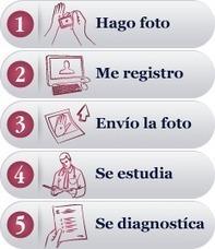 TELEDERMIC: Diagnóstico inmediato online por dermatólogos expertos. | eSalud Social Media | Scoop.it