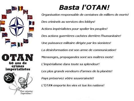 Désinformation Médias Otan | Desinformation Impérialisme Otan | Scoop.it