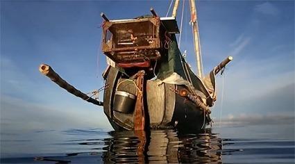 Nomades des mers | Le site du journal L'âge de faire | Sur les chemins de la transition - Voyage en Hétérotopies | Scoop.it