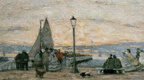 Eugène Boudin, l'impressionniste retrouvé | Le Havre | Scoop.it