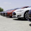 Tesla Wows Again — 90-Second Battery Swap Unveiled (VIDEO) | TechTalks | Scoop.it