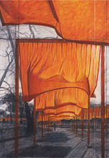 Christo and Jeanne-Claude | Art Forum Würth Capena | Ceramics and Sculpture-New Techniques | Scoop.it
