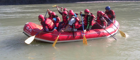 Most suitable place & few useful tips to enjoy best rafting experience in Rishikesh | Adventure trip in rishikkesh | Scoop.it