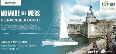Bretagne Info Nautisme : Nomade des Mers - 6 février 2016 à Concarneau | Valorisation des algues | Scoop.it