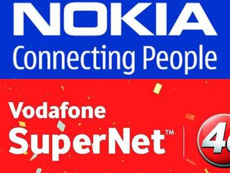 Nokia helps Vodafone SuperNet to modernize its HLR Database in India  | Santosh kumar seo | Scoop.it
