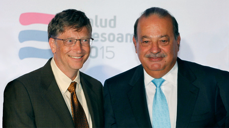 Mexico, Carlos Slim, and Me | Agriculture for African Development | Scoop.it