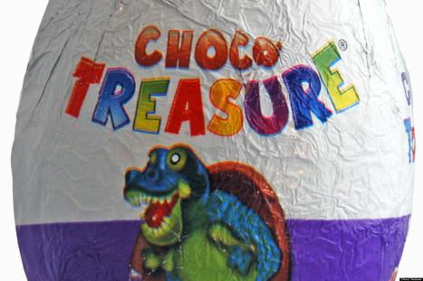 Les enfants américains vont enfin pouvoir manger des Kinder Surprise (ou presque) | Le BCC! InfoMarques - Toute l'actualité des marques et des enseignes | Scoop.it