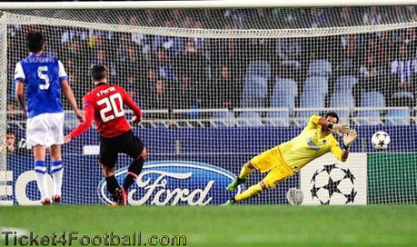 Manchester United Lose the Opportunity to Win the Match at Anoeta Stadium   Football Ticket   Scoop.it