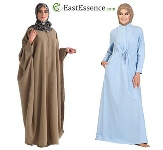 Do You Own a Prayer Abaya, Yet? | Islamic Clothes Online | Scoop.it