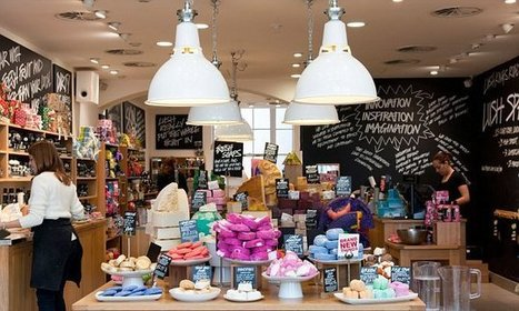 Lush Cosmetics to create strategy to cope with success | BUSS 4 Companies | Scoop.it