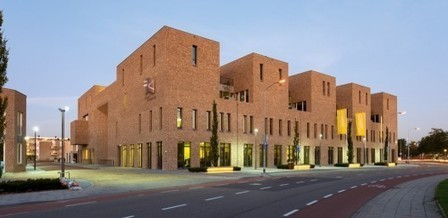 [Winterswijk, The Netherlands] Municipal Office Winterswijk / OIII Architecten | The Architecture of the City | Scoop.it