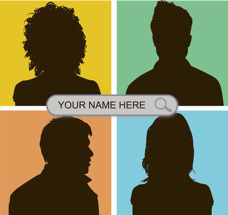 Guest Post | Who Are You Online? Considering Issues of Web Identity | Teachers Using Technology | Scoop.it