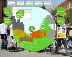 Con bici al cole | Experiencias y buenas prácticas educativas | Scoop.it