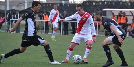 Rayo Vallecano B 1-4 CD Tudelano: Al mal tiempo buena cara | CapitalDeporte.com | Tudelano.com | Scoop.it