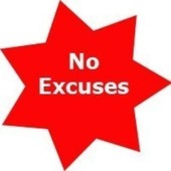 No More Excuses | real utopias | Scoop.it