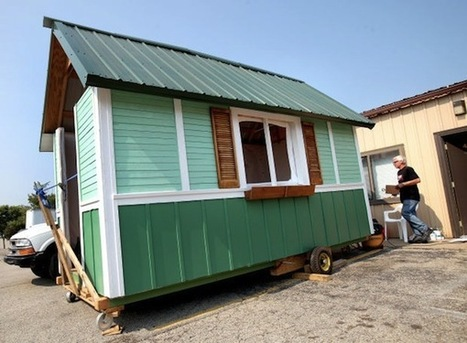 Tiny Homes For The Wisconsin Homeless   Sustainable Futures   Scoop.it