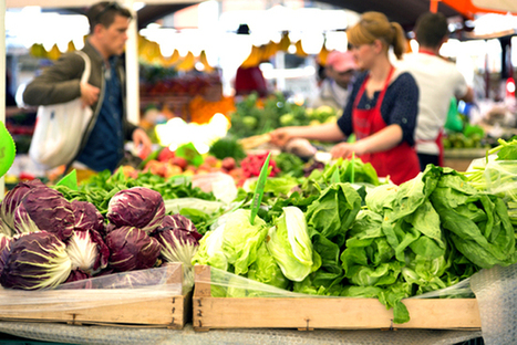 10 Superfoods You Can Buy This Spring at Your Local Farmers' Markets » EcoWatch | Vertical Farm - Food Factory | Scoop.it