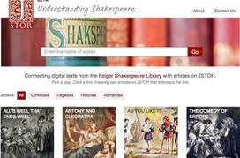 CristinaSkyBox: Understanding Shakespeare Once Again | Libraries and education futures | Scoop.it