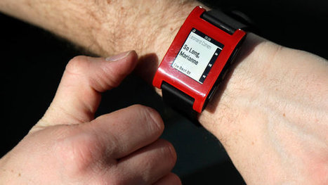 Disruptions: Coming in 2014: Extremely Smart Watches and Wearable TVs | Battlefied, veille, prospective et perspectives d'innovation | Scoop.it