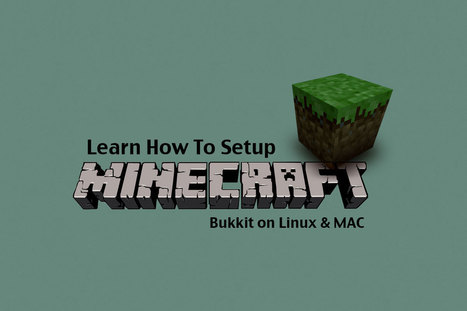 How to Set Up a Bukkit Minecraft Server on Linux and Mac | MinecraftPocketEdition | Scoop.it