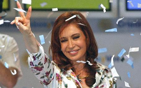 09/10 (+Video) La presidenta argentina Cristina Fernández se recupera de la cirugía por hematoma cerebral   Larissa Riquelme   Scoop.it