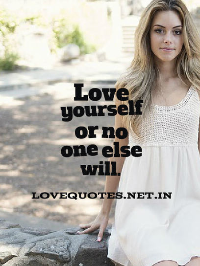 I Love Myself Quotes   Love Quotes   Scoop.it