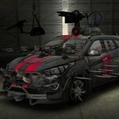Hyundai goes off its meds and begins preparing for the zombie apocalypse | Latest Technology Trends | Scoop.it