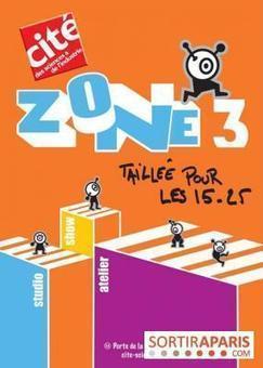 Zone 3, l'espace 15-25ans de la Cité des Sciences - Sortiraparis | Manifestations culturelles scientifiques | Scoop.it
