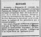 Quand Savigné vous sera conté: La Semaine de l'année 1900 | Rhit Genealogie | Scoop.it