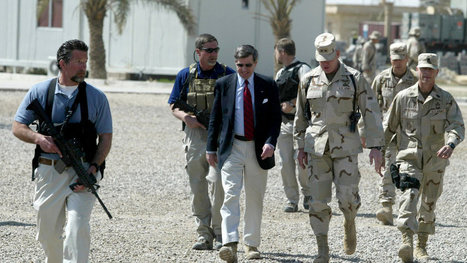 Before Shooting in Iraq, a Warning on Blackwater | Upsetment | Scoop.it