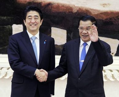 With visits to all 10 ASEAN nations, Abe's China containment strategy complete | De internationale relaties tussen Japan en China | Scoop.it