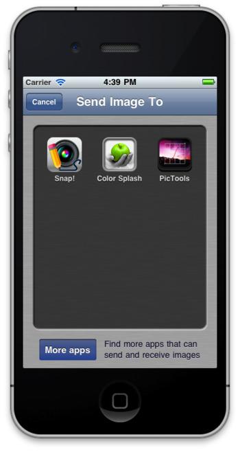 PhotoAppLink | iPhone and iPad development | Scoop.it