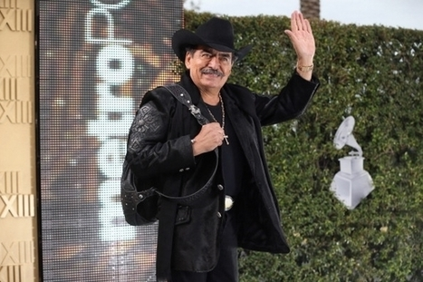 Televisa to Air TV Series Based on Joan Sebastian's Life - Latino Post | Contents creation | Scoop.it