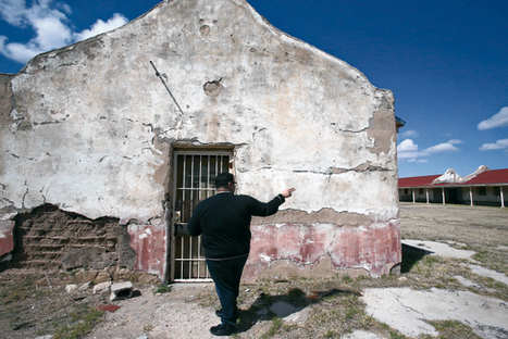 Rio Vista Farm in Socorro among Texas' most endangered historic places | All Things Texas | Scoop.it