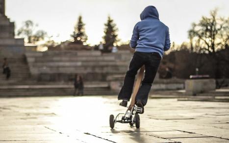 Halfbike : le tricycle du futur débarque ! | L'autre mobilite | Scoop.it