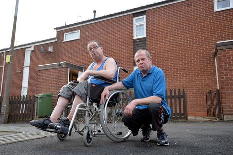 Disabled Solihull brothers face eviction by council days after mum is taken into care | SocialAction2015 | Scoop.it