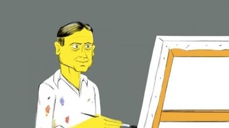 Las rutinas estrictas de Joan Miró: así creaba el pintor | Educacion, ecologia y TIC | Scoop.it