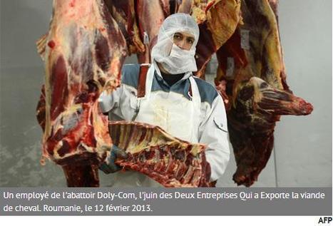 Alimentation : Les Roumains digèrent mal les lasagnes au cheval | Econopoli | Scoop.it