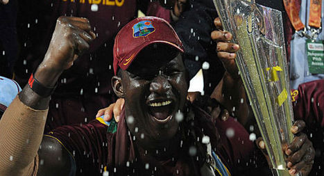 World T20 title defence tough, but West Indies ready, says Captain Sammy - Latest Sports Buzz | Sandhira Sports | Scoop.it