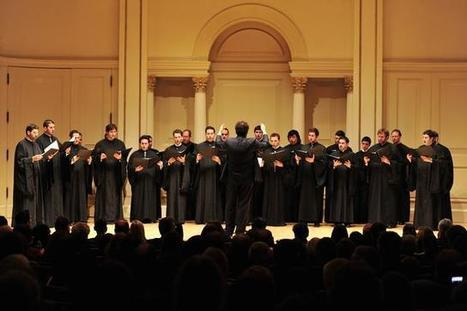 The Archdiocesan Byzantine Choir to Chant in Constantinople ...   Greek Orthodox   Scoop.it