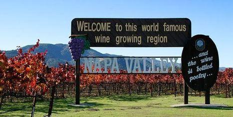 Vignobles du Monde : les Etats-Unis - Magazine du vin - Mon Vigneron | Tourisme viticole en France | Scoop.it