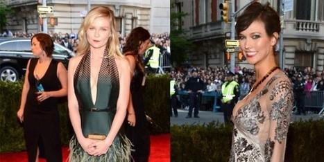 Al Met Gala 2013: a New York hanno brillato i vestiti - Sfilate | fashion and runway - sfilate e moda | Scoop.it