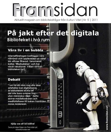 Framsidan nr 5 2011 | Skolebibliotek | Scoop.it