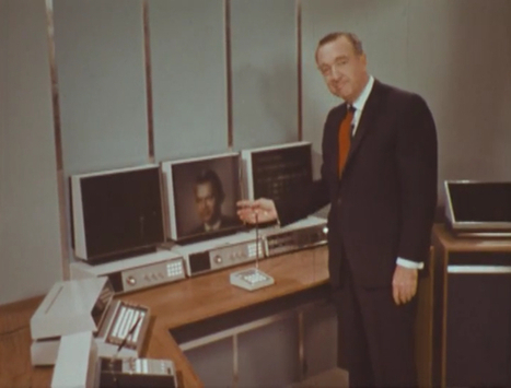 3D-TV, Automated Cooking and Robot Housemaids: Walter Cronkite Tours the Home of 2001 | Educationally Interesting | Scoop.it