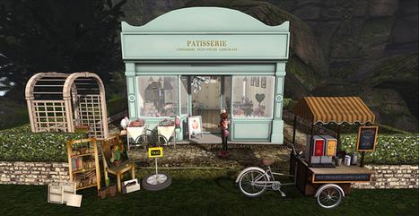 Monsieur BonsBons le Papillon's Patisserie   SL Homes & Gardens Scoop   Scoop.it