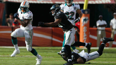 Miami Dolphins Will Try to Re-Sign Reggie Bush: Report | The Billy Pulpit | Scoop.it