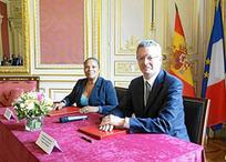 En pleines arrestations, Paris renforce ses liens avec Madrid - Le Journal du Pays Basque   BABinfo Pays Basque   Scoop.it