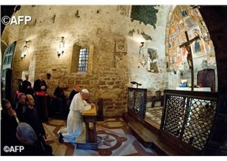 Zverejnili program pápežovej púte do Porciunkuly 4. augusta | Správy Výveska | Scoop.it