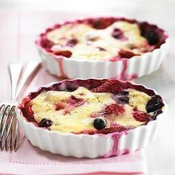 Healthy Summer Desserts: 15 Light and Tasty Recipes | GiftBasketVillas News - from my home to yours | Scoop.it